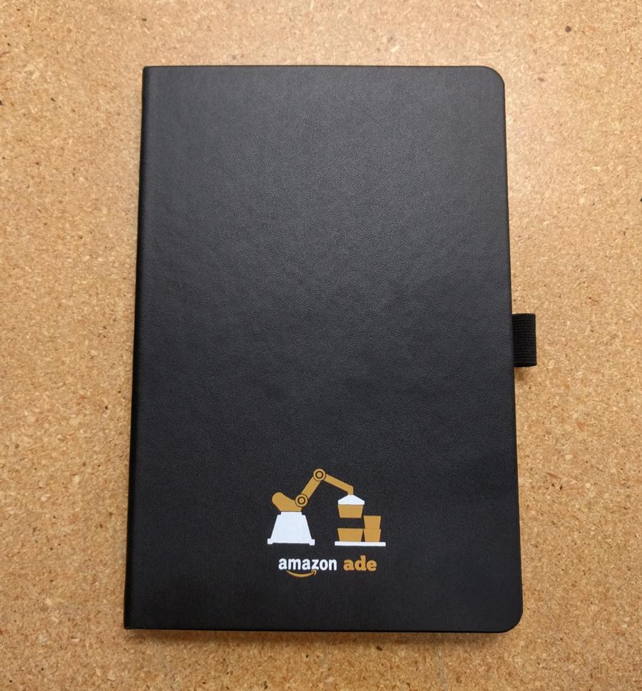 Amazon Ade Notebook