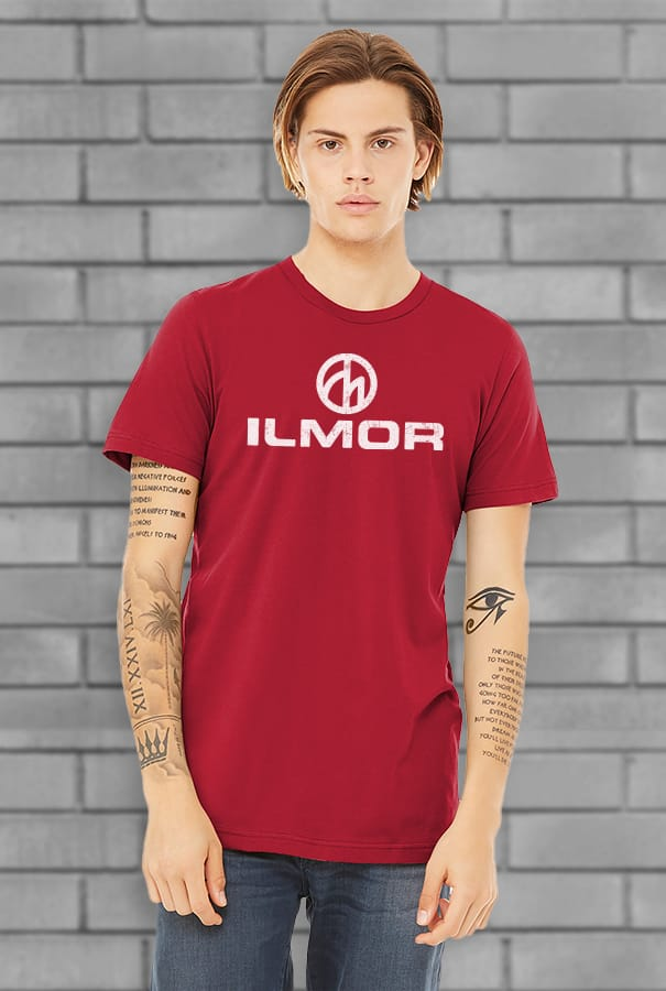 ILMOR Distressed T-Shirt