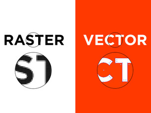 What Are Raster & Vector Images?