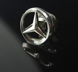 Mercedes Benz Lapel Pin
