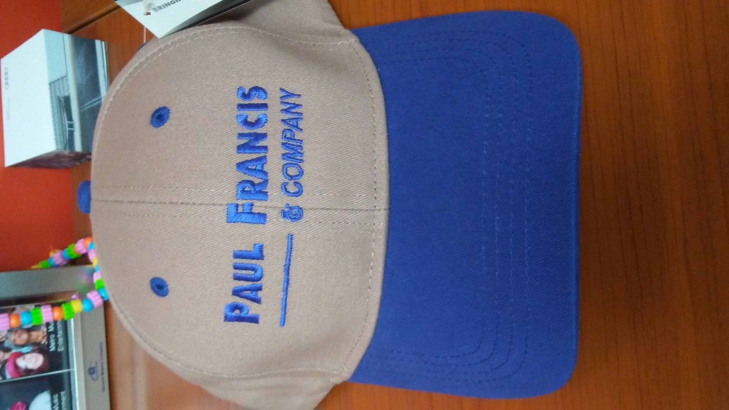 Paul Francis & Co. Cap
