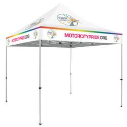 MotorCity Pride Tent