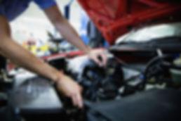 Platinum Auto Group mechanic