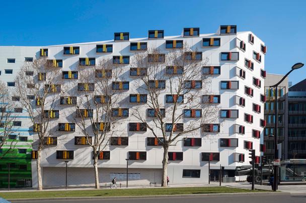 Réalisé (collaboration chez Moussafir Architectes Associés)