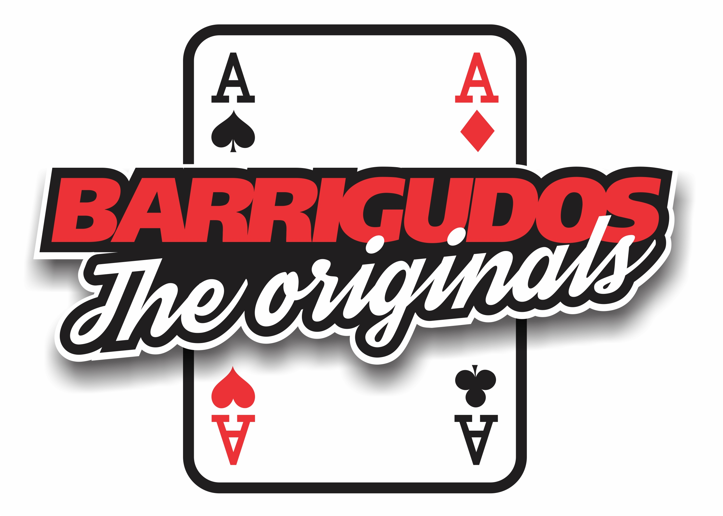 logotipo barrigudos the originals