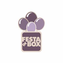 logo festa in box