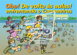 CAPA CORONA VOLTA AS AULAS ALTA site