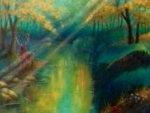 'Forêt Tranquille' SOLD