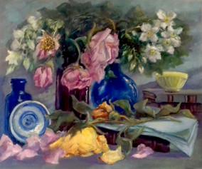 Roses & Orange Blossom