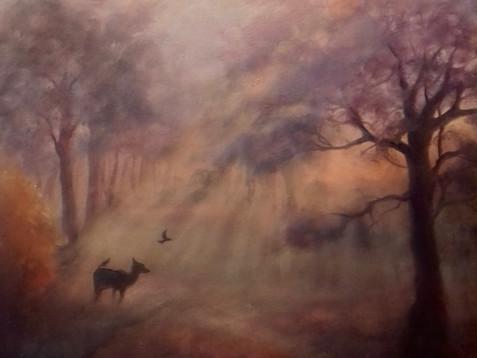 'Richmond Mist'  SOLD