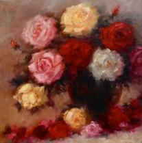 'Winter Roses'