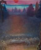'Pool of Dreams' 30cm x 90cm 2021
