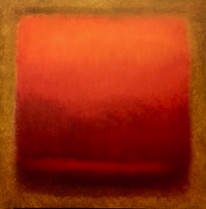 Red and Gold. SOLD