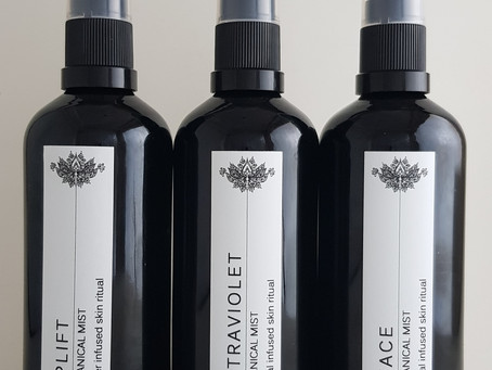 Botanical Mists for your skin, mind and emotions.