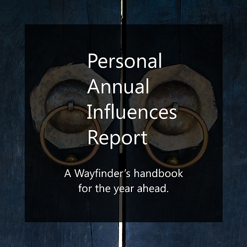 Personal Annual Influences Report