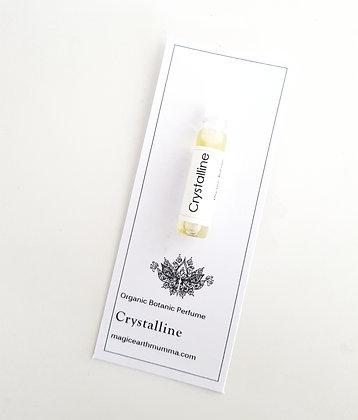 Crystalline Organic Perfume