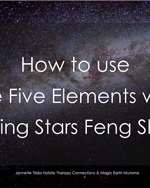 How to use The Five Elements with Flying