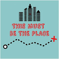 Image is about the podcast, This must be theplace, aired in 2019.