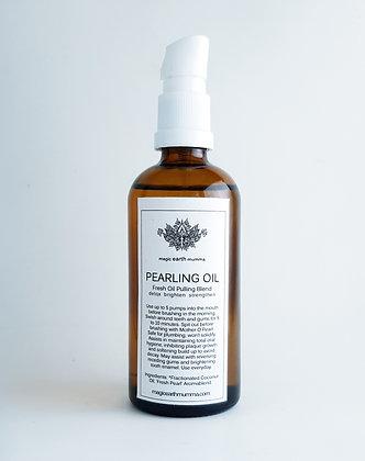 PEARLING OIL - Fresh Oil Pulling Blend