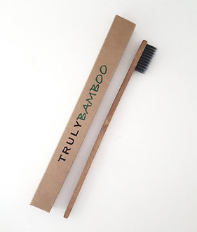 100% Biodegradable Charcoal Infused Toothbrush