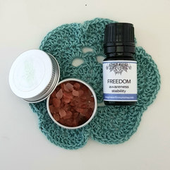 Freedom Aromablend with smelling salts tin