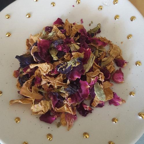 SAPPHIRE CHAI Herbal Tea Blend