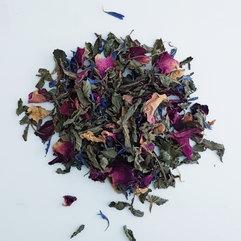 Petals & Mint Organic Herbal Tea