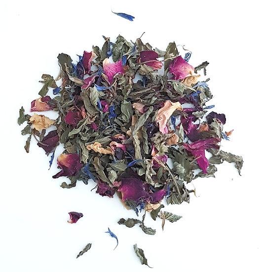 PETALS & MINT Herbal Tea Blend