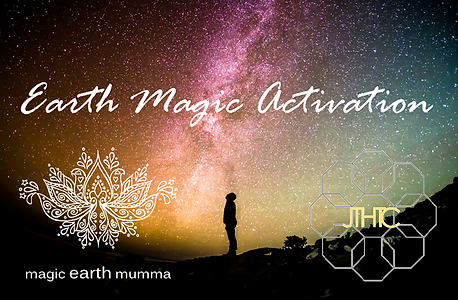 Earth Magic Activation page logo for Pay