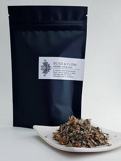 BLISS & FLOW Herbal Tea Blend
