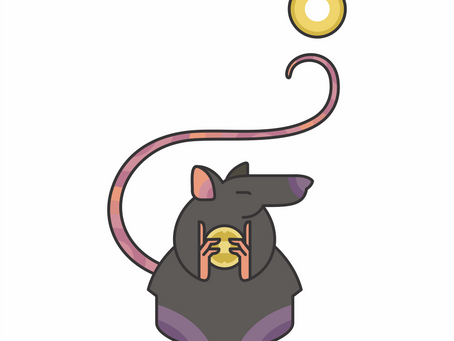 Happy New Year of The Rat