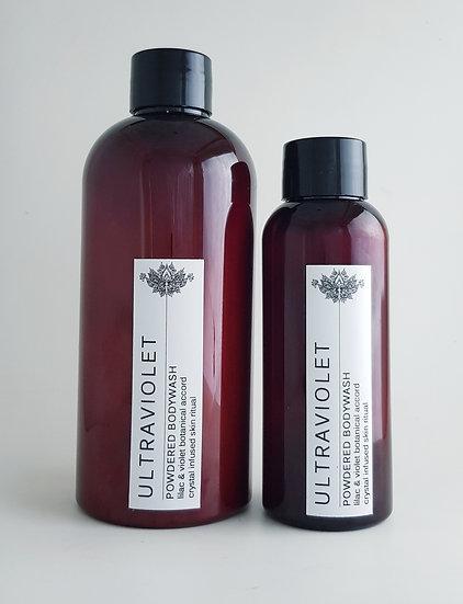 'UltraViolet' Powdered BodyWash