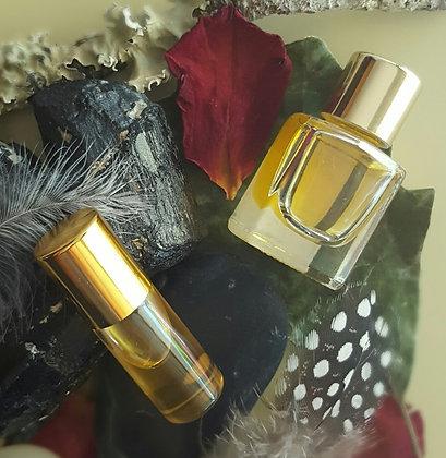 Artemis Smiled Organic Perfume
