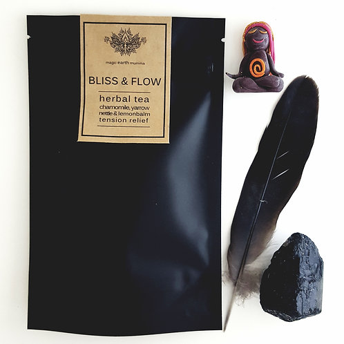 BLISS & FLOW Herbal Tea Blend