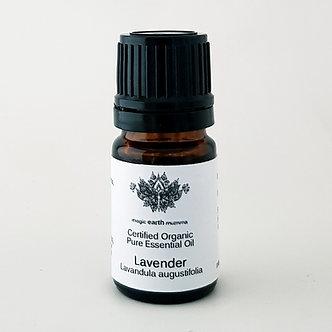 Lavender - Certified Organic Essential Oil