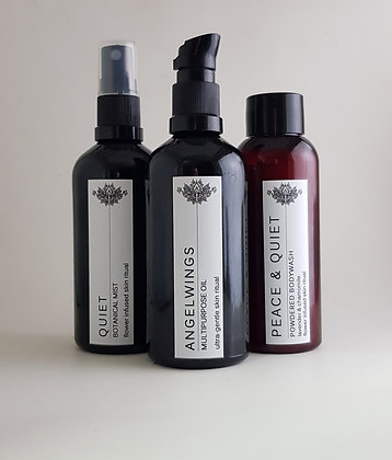 Scent Layering PEACE & QUIET Gift Set