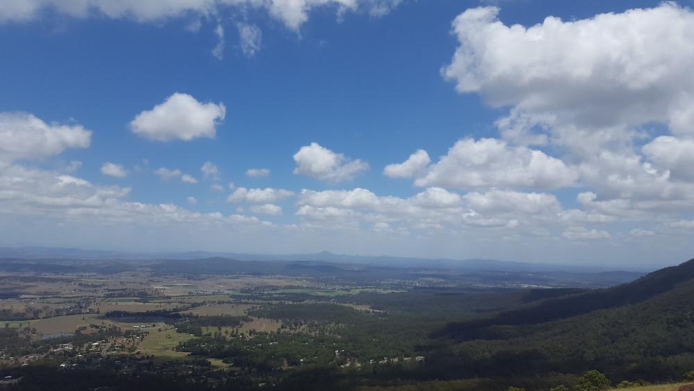 Mount Tamborine Scenic Rim Lookout, Queensland, Australia