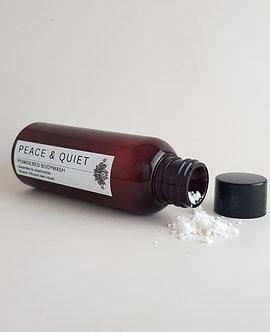 Peace & Quiet Powdered Body Wash
