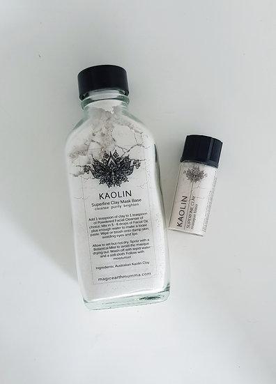 KAOLIN - Australian White Clay