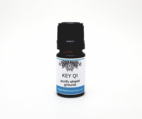 KEY QI Crystal Infused AromaBlend