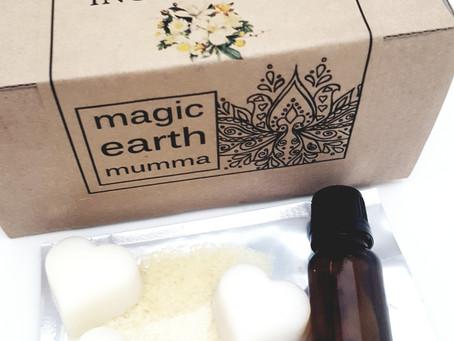 "Mumma says, ""Make it yourself."" DIY Lip Balm Kit that's all botanical."
