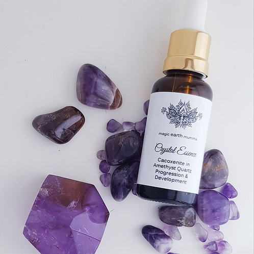 Cacoxenite Crystal Essence