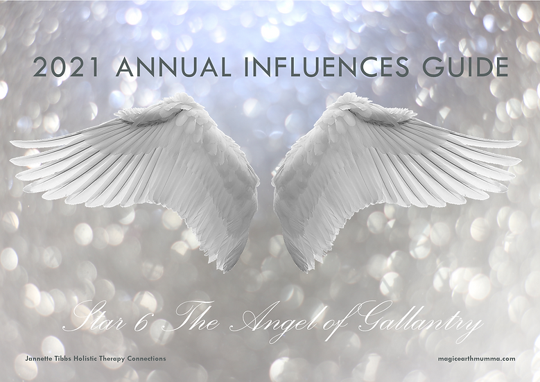 2021 Annual Influences Guide