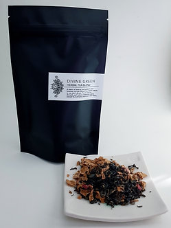 DIVINE GREEEN Herbal Tea Blend