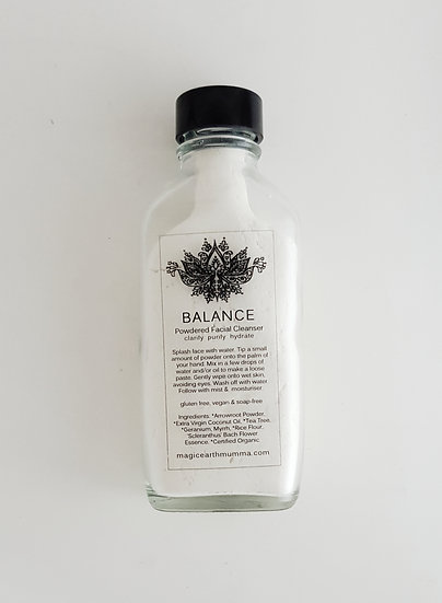BALANCE Powdered Facial Cleanser