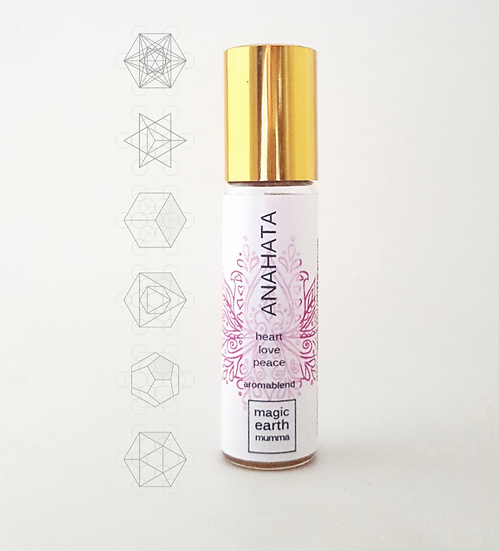 ANAHATA Crystal Infused Aromablend