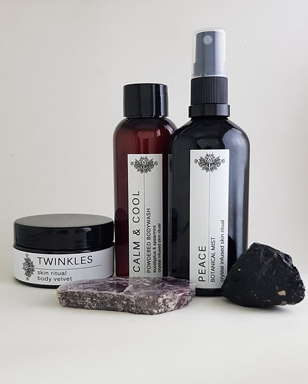 Scent Layering CALM & COOL Gift Set