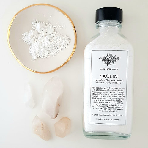 KAOLIN - Australian White Clay