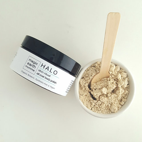 HALO Skin Ritual All Over Body Polish