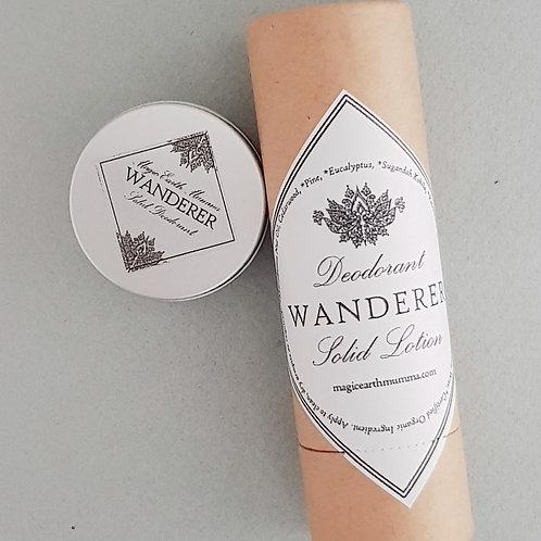 Wanderer Deodorant/Conditioning Balm